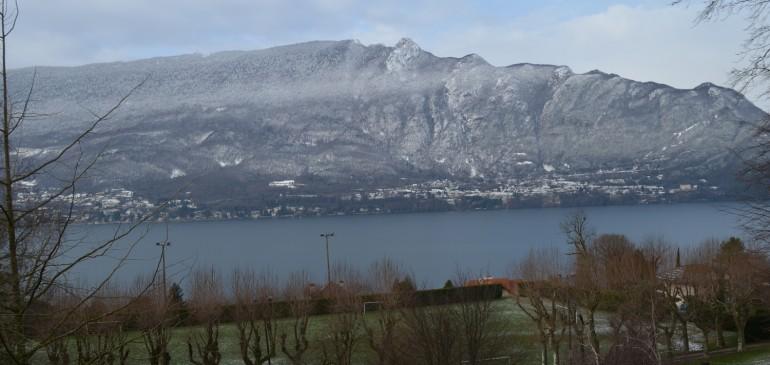 Lac du Bourget et Dent du Chat
