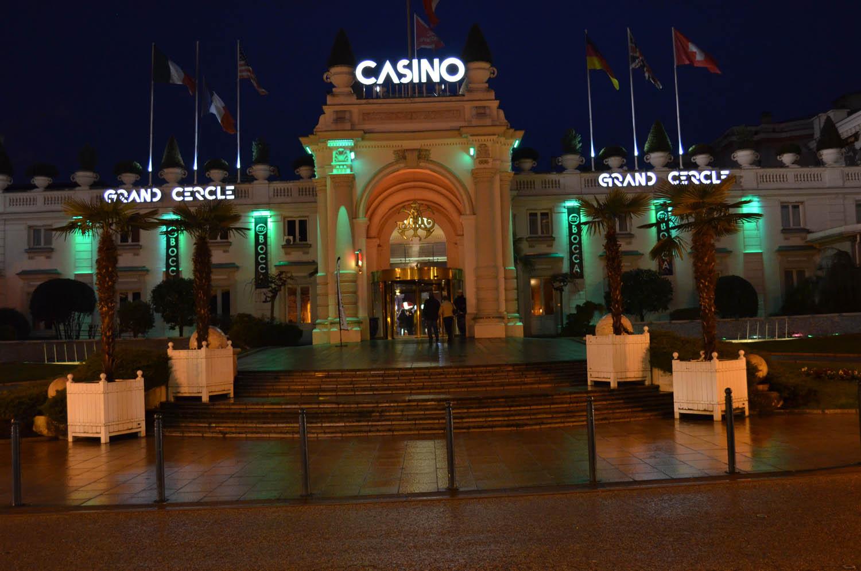 Casino aix les bains