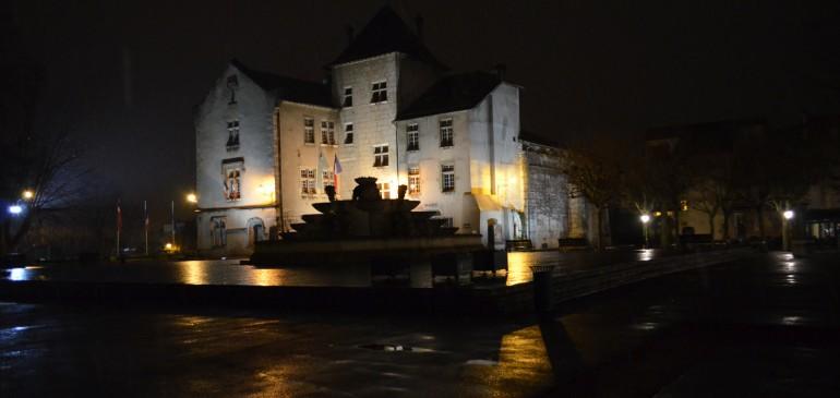 Mairie d'Aix-les-Bains