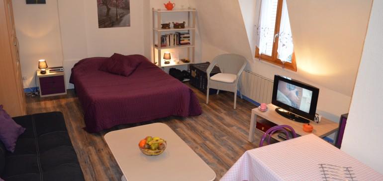 L'appartement meublé