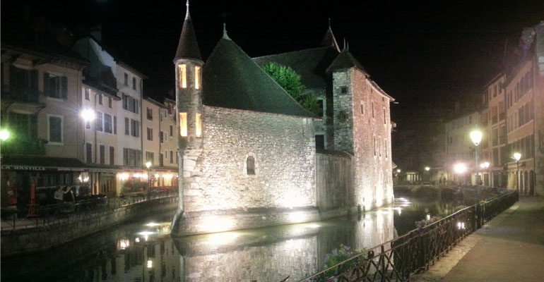 Annecy ville historique