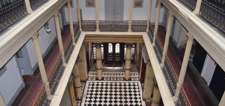 Hall Vue du 2ème étage