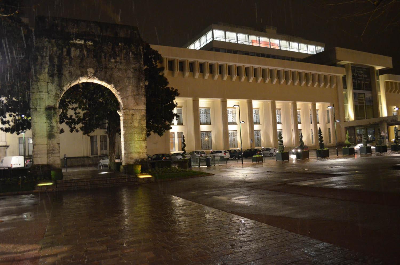L'office du tourisme d'Aix