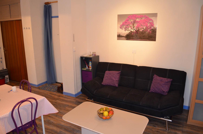 Location d'appartement meublé à aix les bains
