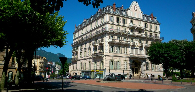 Le Grand Hôtel d'Aix